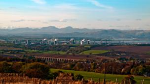 Grangemouth and the Forth Valley