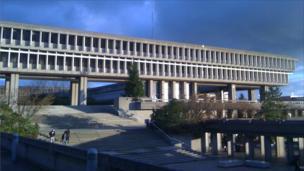 Simon Fraser University, Burnaby, BC, Canada