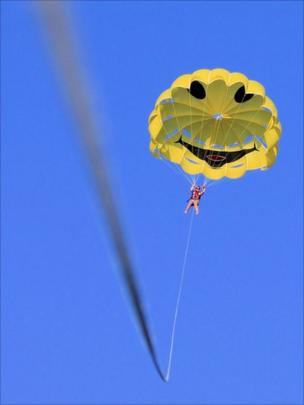 Ceri in the air