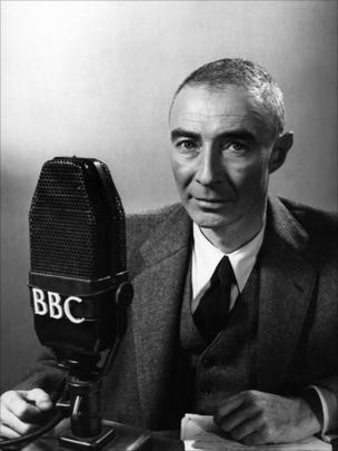 J Robert Oppenheimer, Reith Lecturer 1953