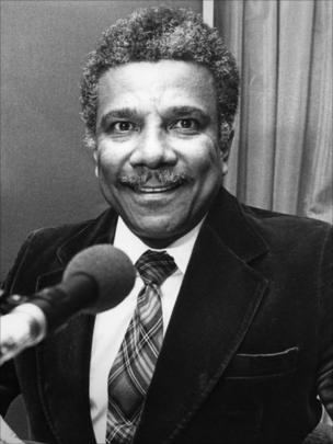 Professor Ali Mazrui, Reith Lecturer 1979