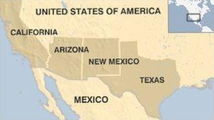 US seeks Mexico border gun sales details BBC News