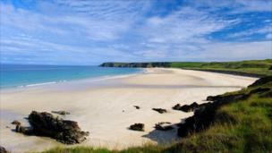 Tolsta beach, Isle of Lewis