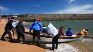 Scottish Coastal Rowing Regatta