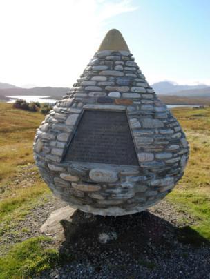 Cairn in Airivruaich