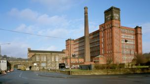 Belper East Mill, Derbyshire