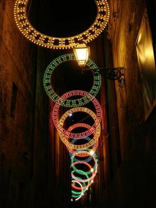 Street illuminations