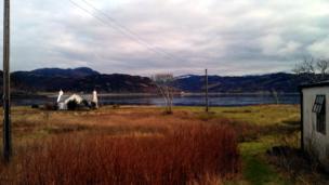 View of Skye