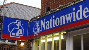 Nationwide profits fall on bad loans and PPI compensation - BBC News