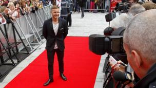 The X Factor auditions in Liverpool - Gary Barlow