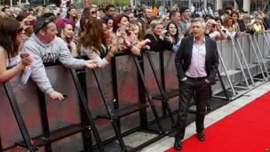 The X Factor auditions in Liverpool - Louis Walsh