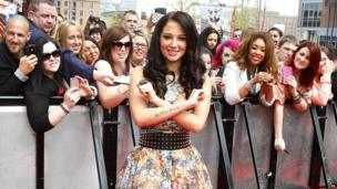 The X Factor auditions in Liverpool - Tulisa