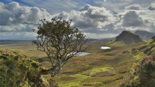 Londoner Henry Botelho took this shot of Quiraing on the Isle of Skye, during his third visit there this year.