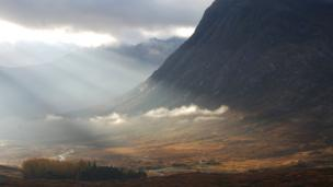 Buachaille Etive Mor from The Devil's Staircase