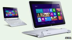 Acer delays Windows RT tablets over Surface concerns - BBC News