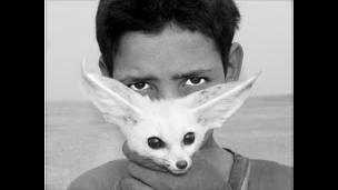 Fox Boy by Margaret Salisbury from The Royal Photographic Society's 155th International Print Exhibition