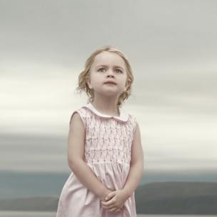 Pink Dress, Distant Dreamer by Andrea Hamilton from The Royal Photographic Society's 155th International Print Exhibition
