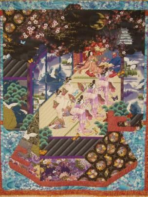 Butterfly Dance gan Susan Briscoe