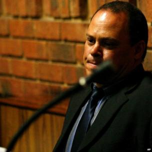 Hilton Botha in court in Pretoria, 21 February 2013