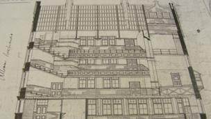 1912 sketch