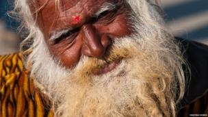 Kumbh Mela: Photo: Cristina Voinea