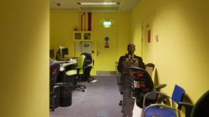 5 live's old production offices