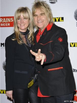 mike and Jules Peters