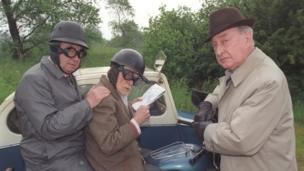 scene from Last of the Summer Wine
