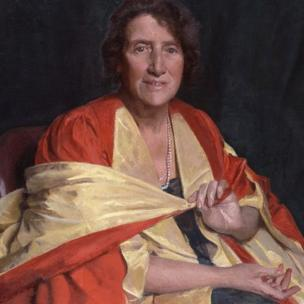 Marie Stopes by Sir Gerald Kelly