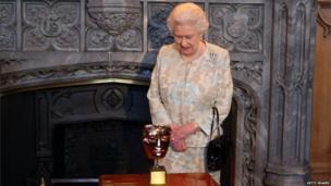 The Queen's Bafta