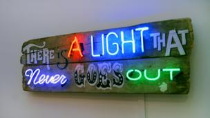 There is a Light That never Goes Out, 2010