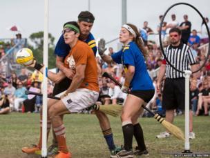 Quidditch World Cup VI