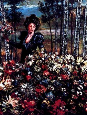 Le Jardin En Fleur 1974-5