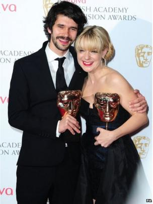 Ben Whishaw and Sheridan Smith