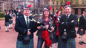 Hayley and pipers