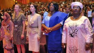 Woman Deliver Conference, 28 May