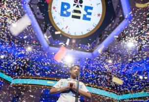 Arvind V Mahankali wins the Scripps National Spelling Bee