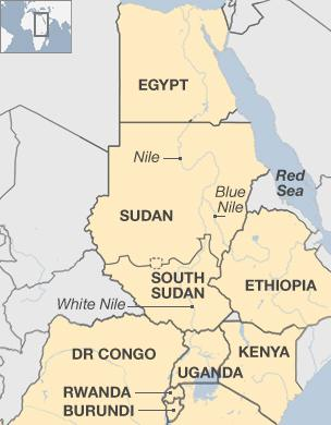 Ethiopia ratifies River Nile treaty amid Egypt tension  BBC News