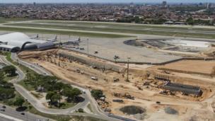 Fortaleza airport renovation project