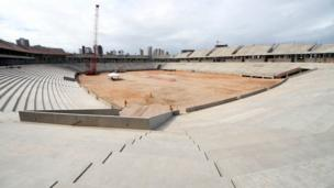 Natal's stadium