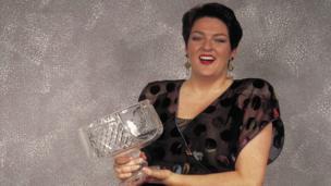 Lisa Gasteen, 1991