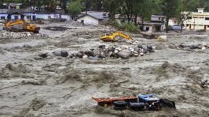 Floods in Uttarakhand