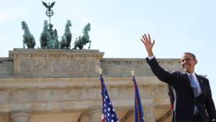 Barack Obama in Berlin (19 June 2013)
