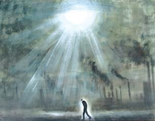 Theodore Major – Man and Sun