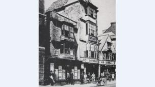 Boswells in 1870
