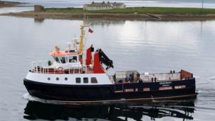 Orkney ferry