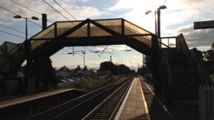 Prestonpans station