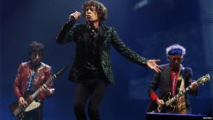 Rollins Stones at Glastonbury