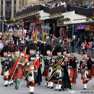 Armed Forces Day Inverness