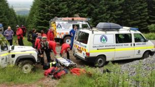 Rescue operation